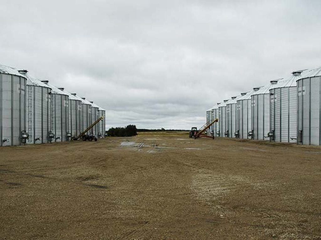 The grain bin for efficient farming - Darmani North America