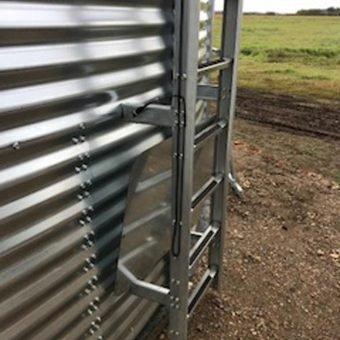 fb bin sidewall ladder